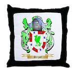 Serpot Throw Pillow