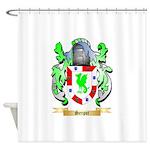 Serpot Shower Curtain