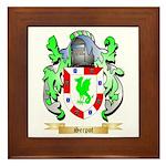 Serpot Framed Tile