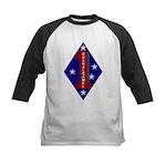 1st Marine Division Kids Baseball Jersey