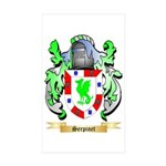 Serpinet Sticker (Rectangle 50 pk)