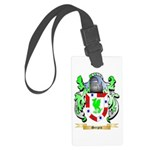 Serpin Large Luggage Tag