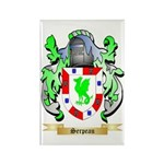 Serpeau Rectangle Magnet (100 pack)