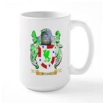 Serpeau Large Mug