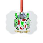 Serpeau Picture Ornament