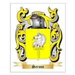 Seroni Small Poster