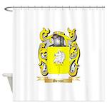 Seroni Shower Curtain