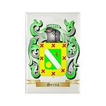 Serna Rectangle Magnet (100 pack)