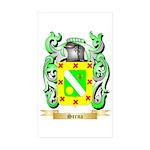 Serna Sticker (Rectangle 50 pk)