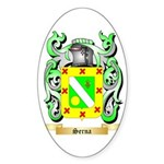 Serna Sticker (Oval 10 pk)