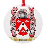 Serlson Round Ornament