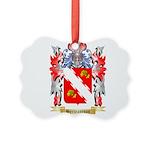 Serjeantson Picture Ornament