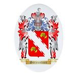 Serjeantson Oval Ornament