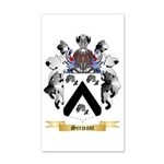 Serjeant 35x21 Wall Decal