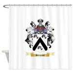 Serjeant Shower Curtain