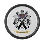 Serjeant Large Wall Clock
