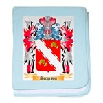 Sergeson baby blanket