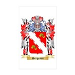 Sergeson Sticker (Rectangle 50 pk)