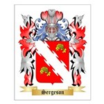 Sergeson Small Poster