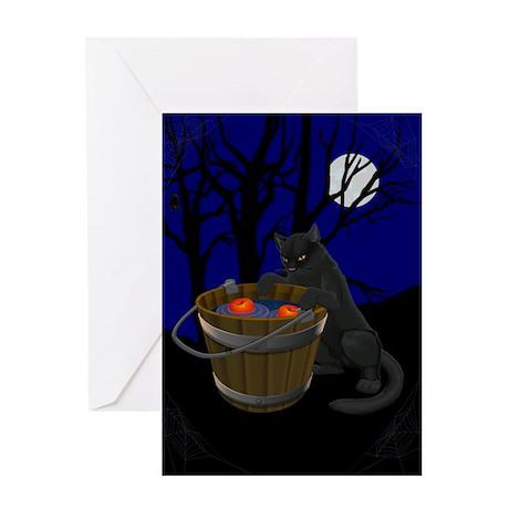 Halloween Art Cards Traditional Art Card
