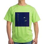 56.creativity.. Green T-Shirt