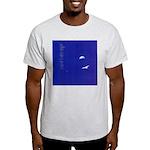 56.creativity.. Ash Grey T-Shirt