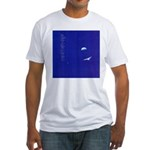 56.creativity.. Fitted T-Shirt