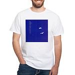 56.creativity.. White T-Shirt