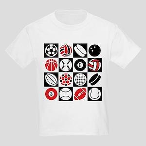 Sports Checkerboard T-Shirt