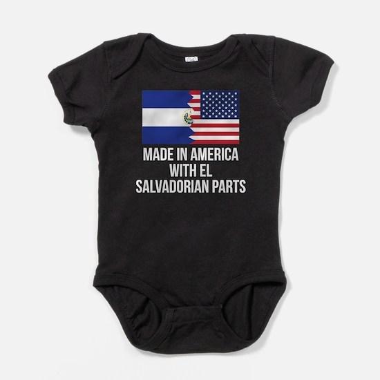 Made In America With El Salvadorian Parts Baby Bod