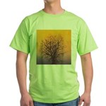 29.christmas tree.. Green T-Shirt