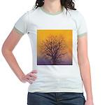 29.christmas tree.. Jr. Ringer T-Shirt