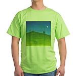 51.one tree hill.. Green T-Shirt
