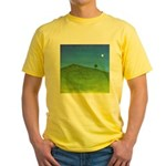 51.one tree hill.. Yellow T-Shirt
