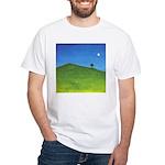 51.one tree hill.. White T-Shirt