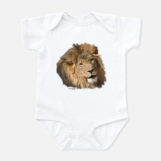 """Caring Lion"" Infant Bodysuit"