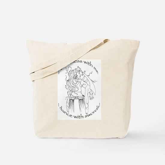 Cute Belly Tote Bag