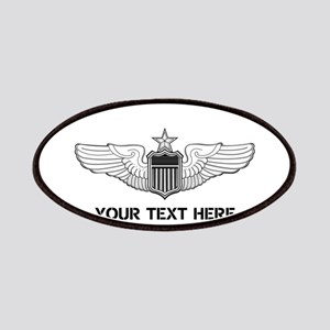 PERSONALIZED SENIOR PILOT WINGS Patch