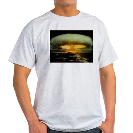 Mushroom Cloud Light T-Shirt