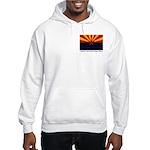 Wy BH&R02w Hooded Sweatshirt