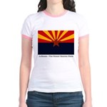 Wy BH&R02w Jr. Ringer T-Shirt