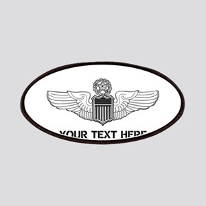 PERSONALIZED COMMAND PILOT WINGS Patch