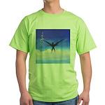 74.dream..? Green T-Shirt