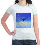 74.dream..? Jr. Ringer T-Shirt