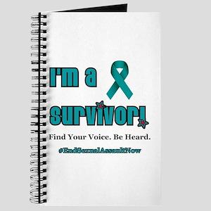 I'm a Survivor Journal