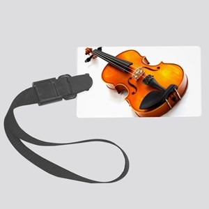 Violin Large Luggage Tag
