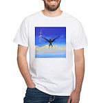 74.dream..? White T-Shirt