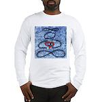 004.infinite being..? Long Sleeve T-Shirt