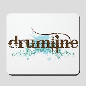 Drumline grunge Mousepad