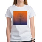 07.spring equinox tree.. Women's T-Shirt